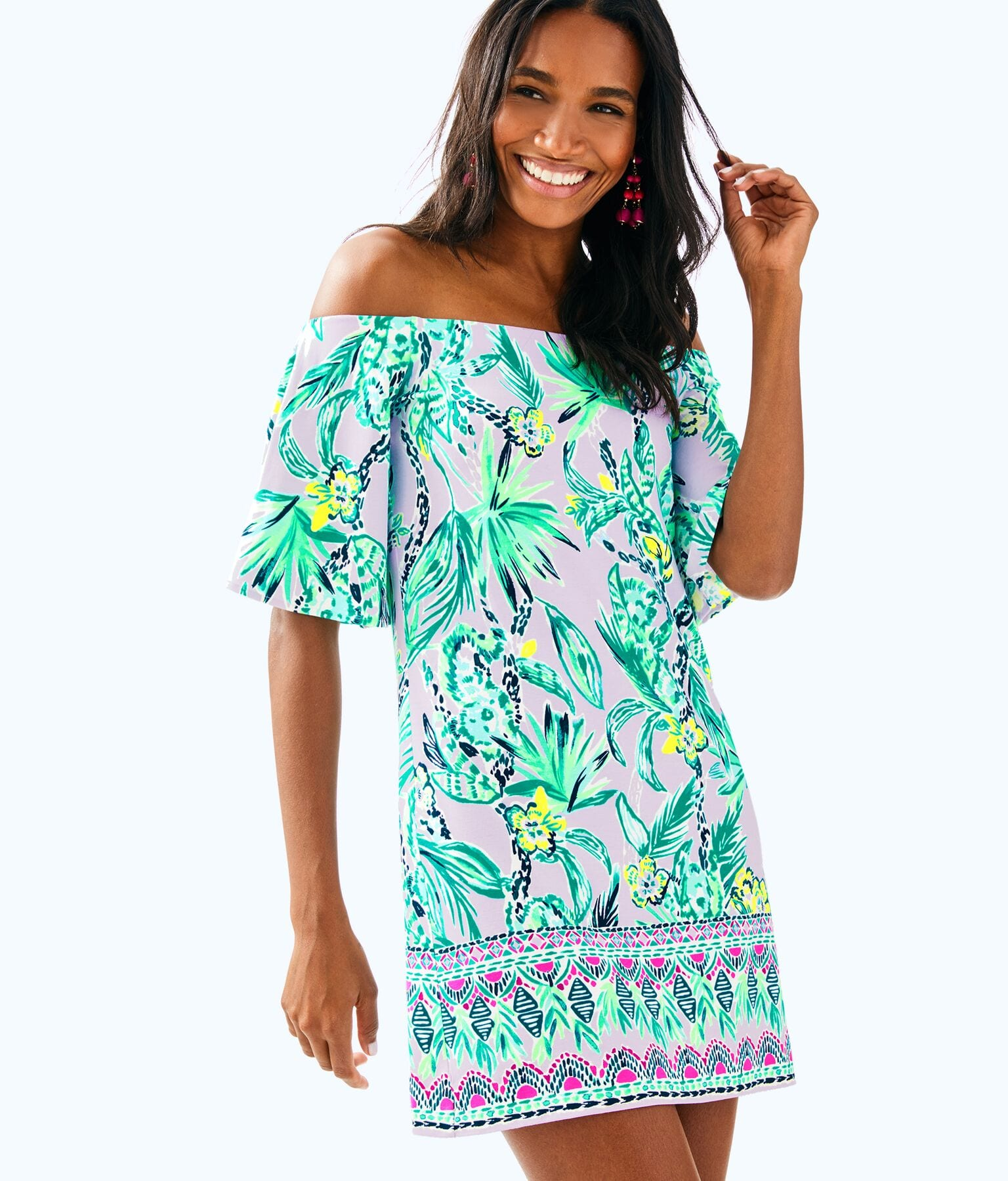 lilly pulitzer fawcett dress