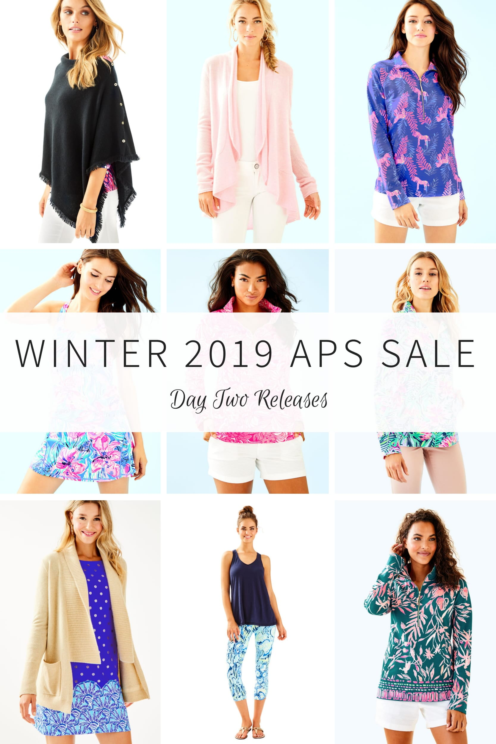 Lilly Pulitzer Winter APS 2019 Day 2 January 8