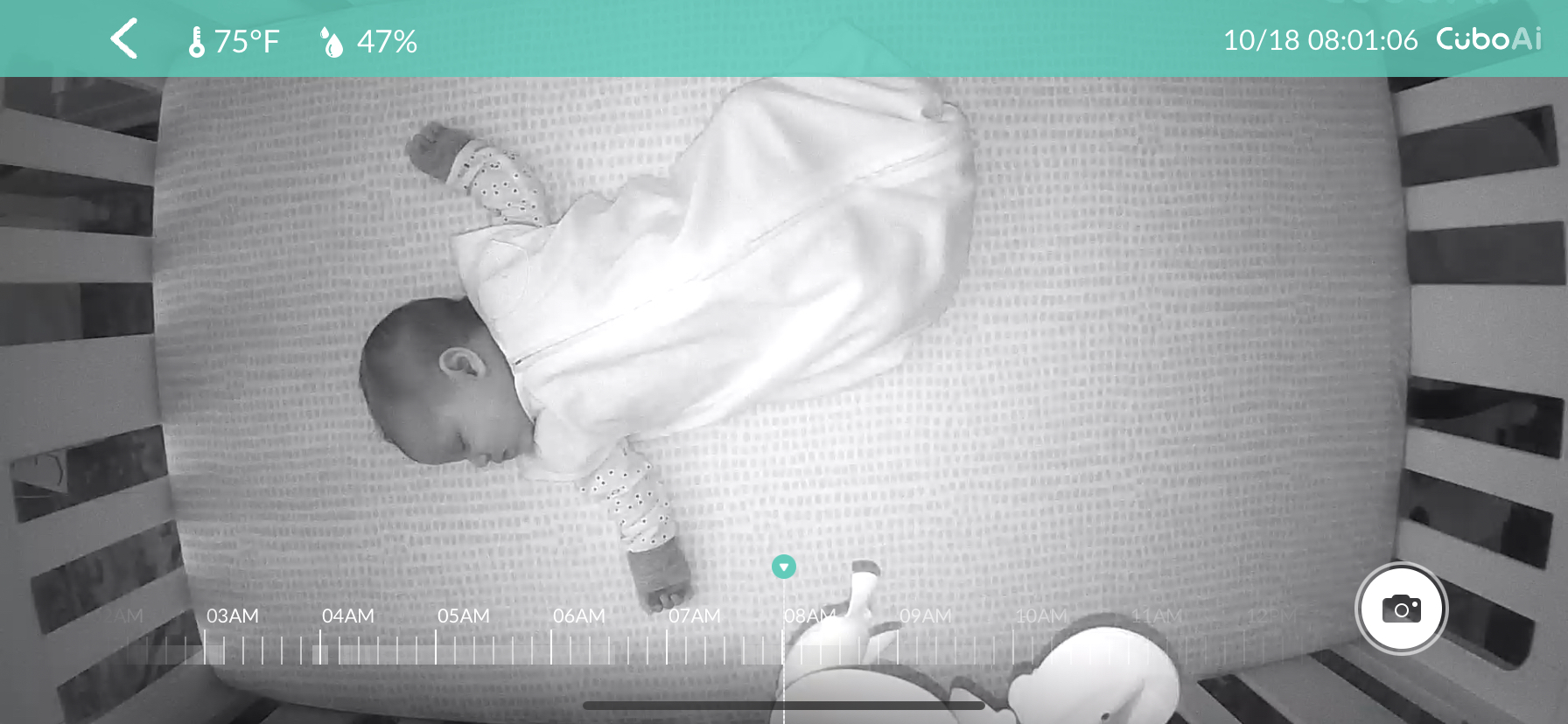 A Smart Baby Monitor | Top 5 Amazon Baby Registry Must-Haves