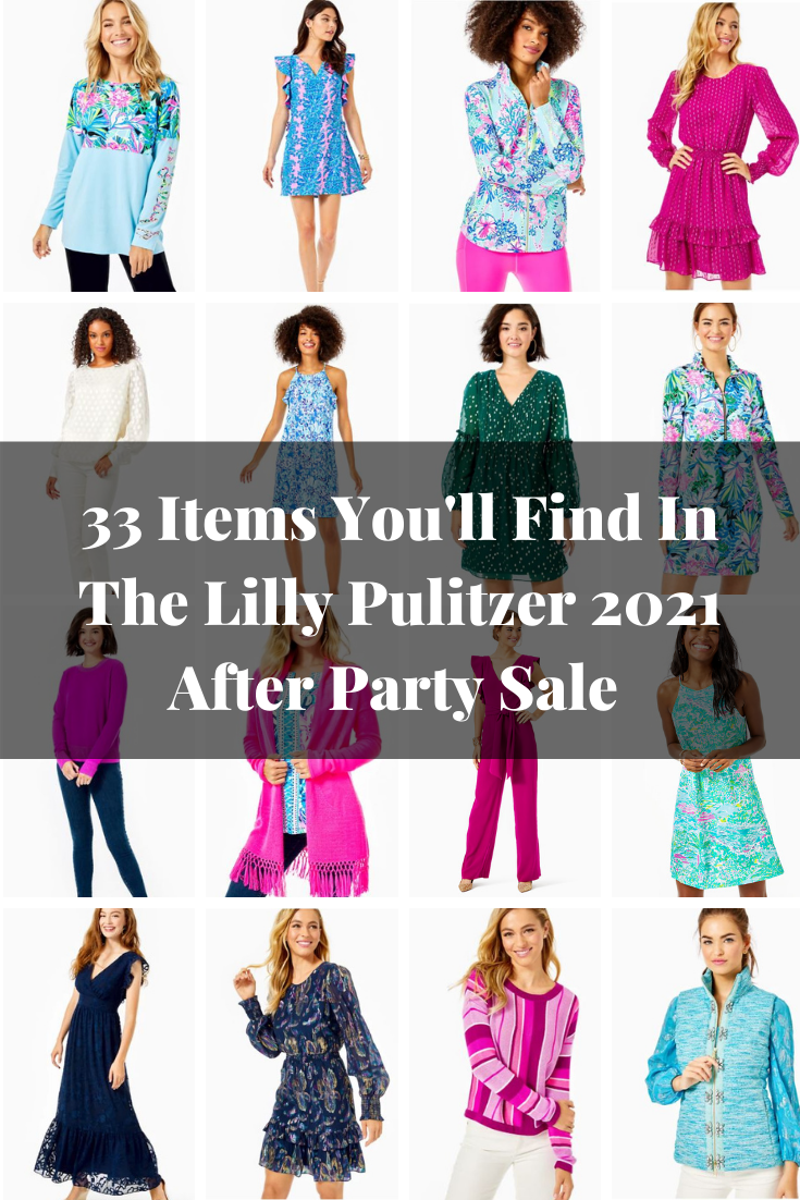 Lilly Pulitzers 2021 After Party Sale