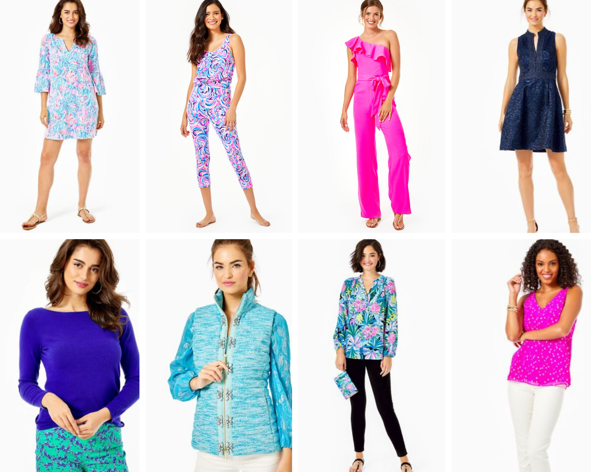 Lilly Pulitzer popular items