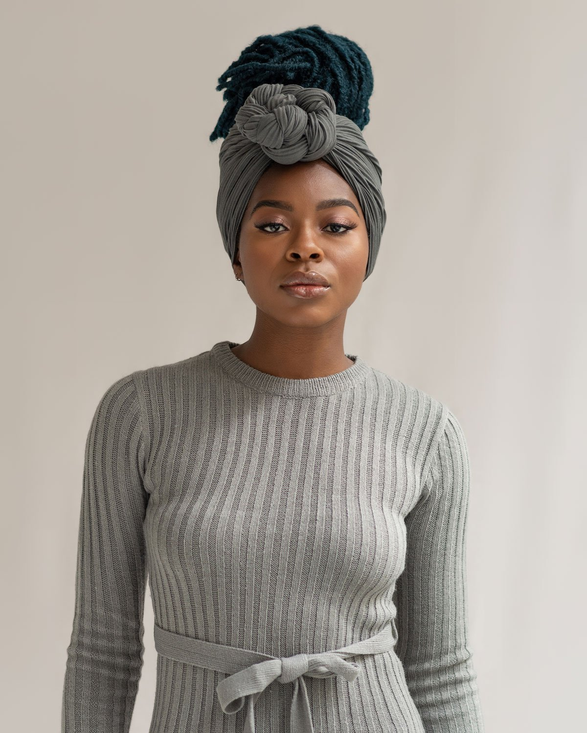 classic slate flow head wrap the wrap life
