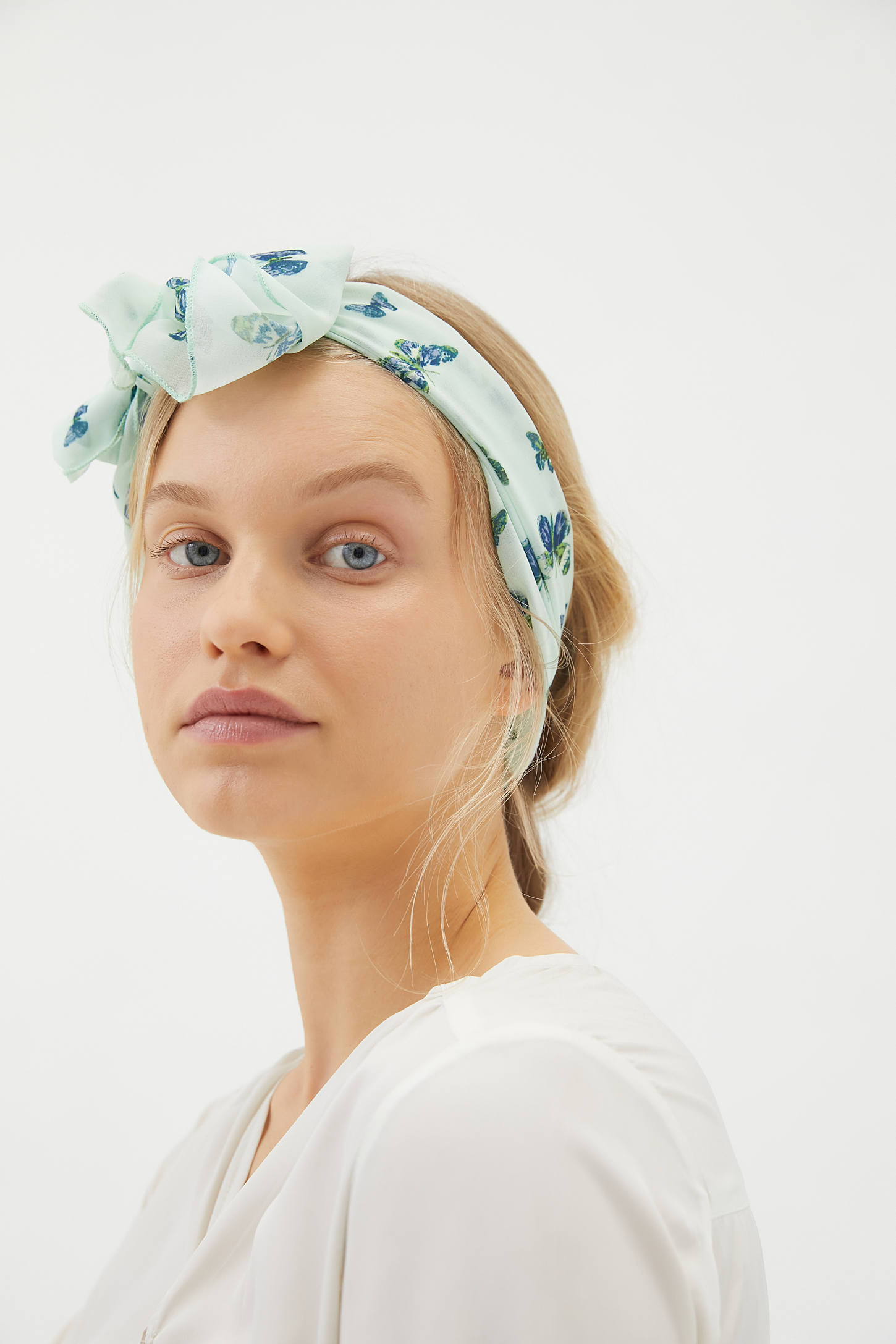 Magnolia Hair Scarf Urban Outfitters